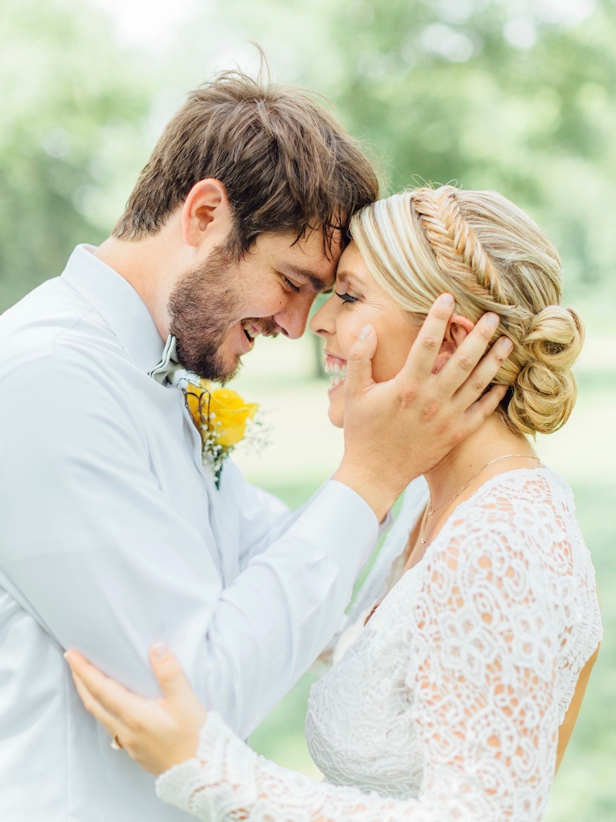 Glorious Summer Wedding