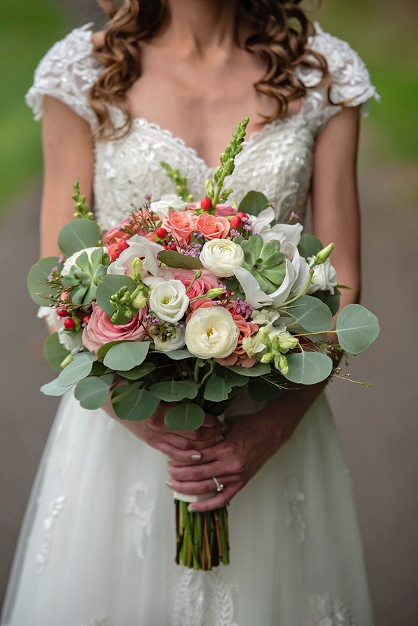 Pittsburgh Florist Wedding Bouquet