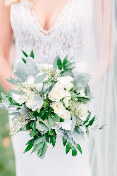 Omni Bedford Springs Bridal Bouquet