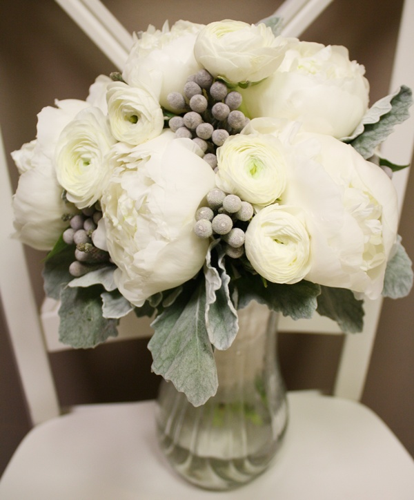 Peony/Ranunculus Bride