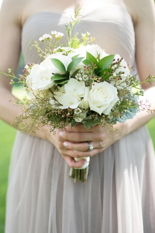 Caitlin's Bridesmaid Bouquet